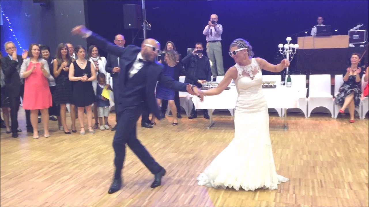 Ouverture de bal de mariage – Don't stop till you get enough (Michael Jackson)