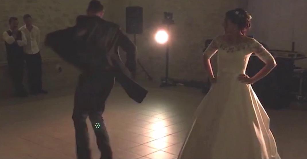Ouverture de bal de mariage – Coralie et Vincent – Feeling Good