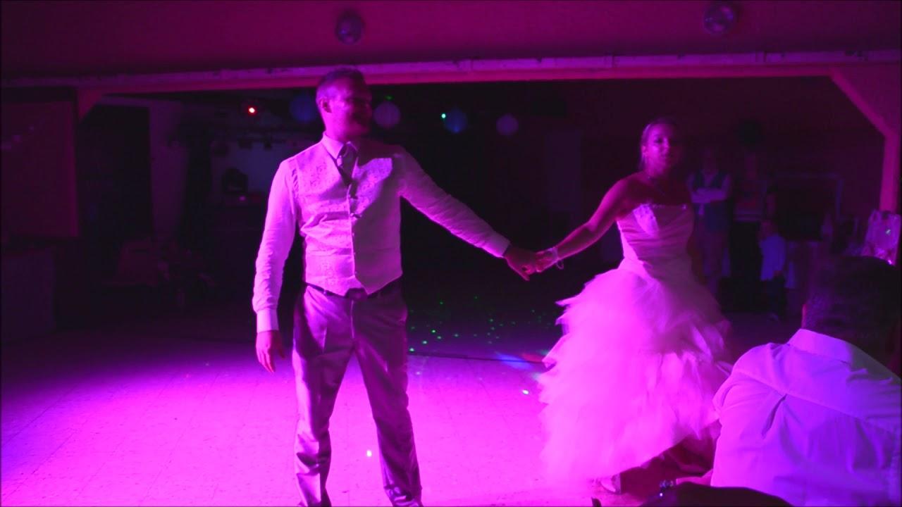 Ouverture de bal de mariage – Ed Sheeran + mix – 2017