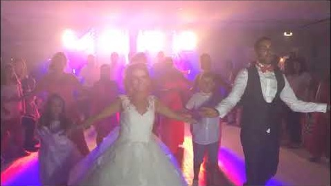 FLASHMOB mariage – I feel it coming The Weeknd