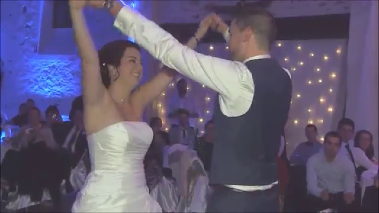 Ouverture de bal de mariage – Thinking out Loud (Ed Sheeran)