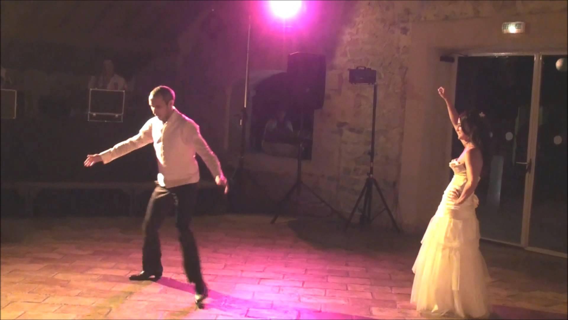Ouverture de bal de mariage douce et romantique
