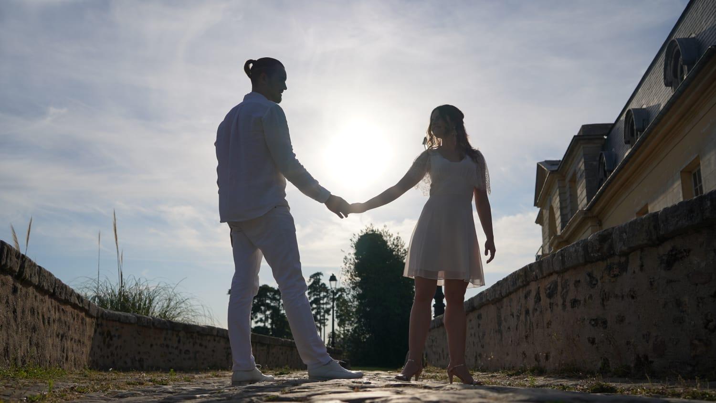Offrez-vous des experts en chorégraphie de mariage