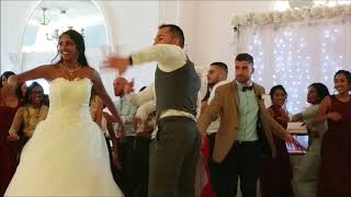 Flashmob Bollywood pour ouverture de bal